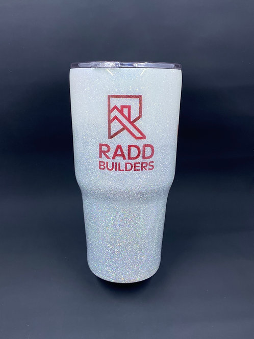 Radd Builders 30oz Tumbler