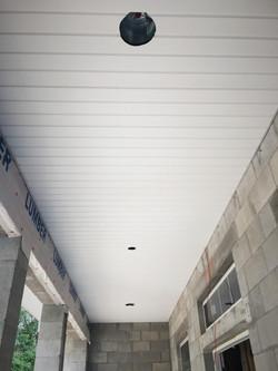 Vinyl Porch Ceiling