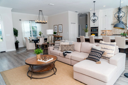 Family Room Open Concept