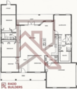 Catalina Floor Plan 2,142 SF