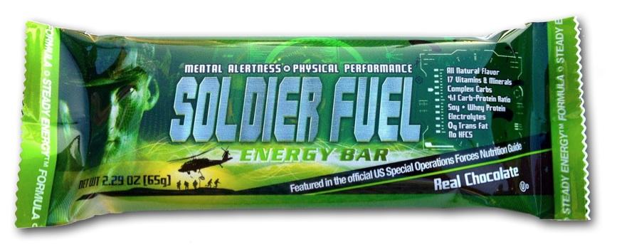 soldier fuel energy bar mreinfo com