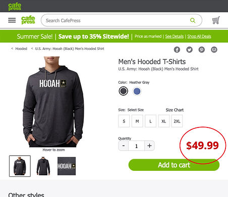 Cafepress infringes HOOAH trademark and rips off troops with price.jpg
