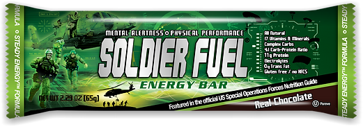 soldier fuel the world s 1 energy bar for warrior athletes tv