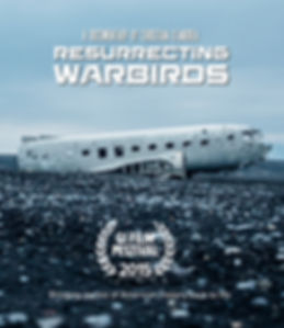 Resurrecting Warbirds poster with GI Fil