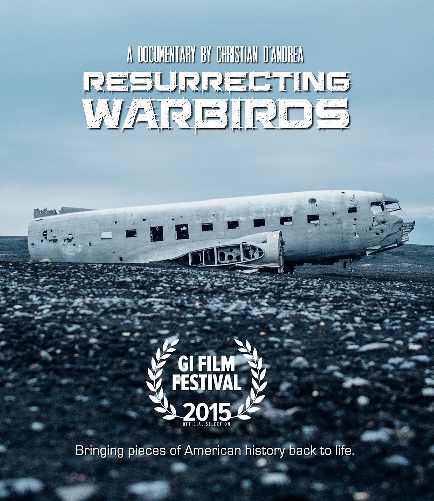 Resurrecting Warbirds poster with GI Fil