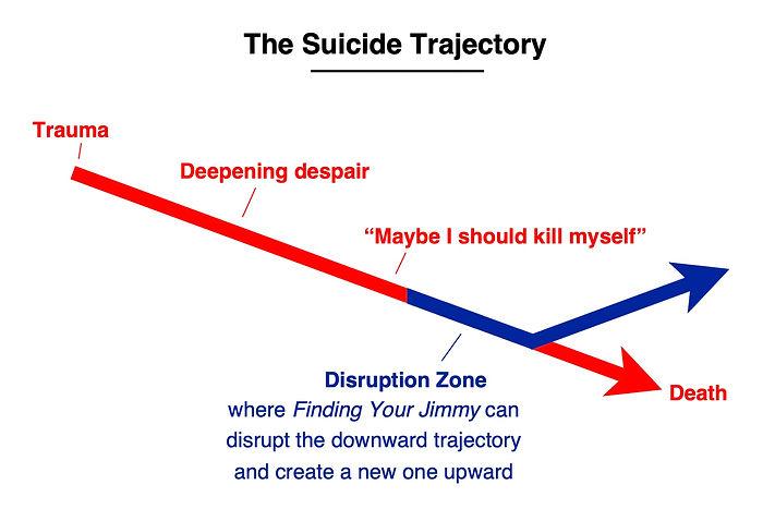Suicide Trajectory - D'Andrea