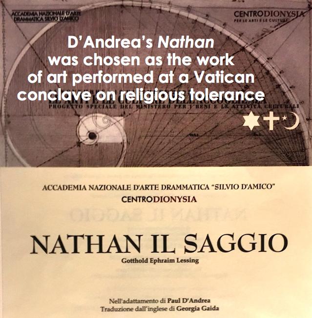 Vatican selects NATHAN