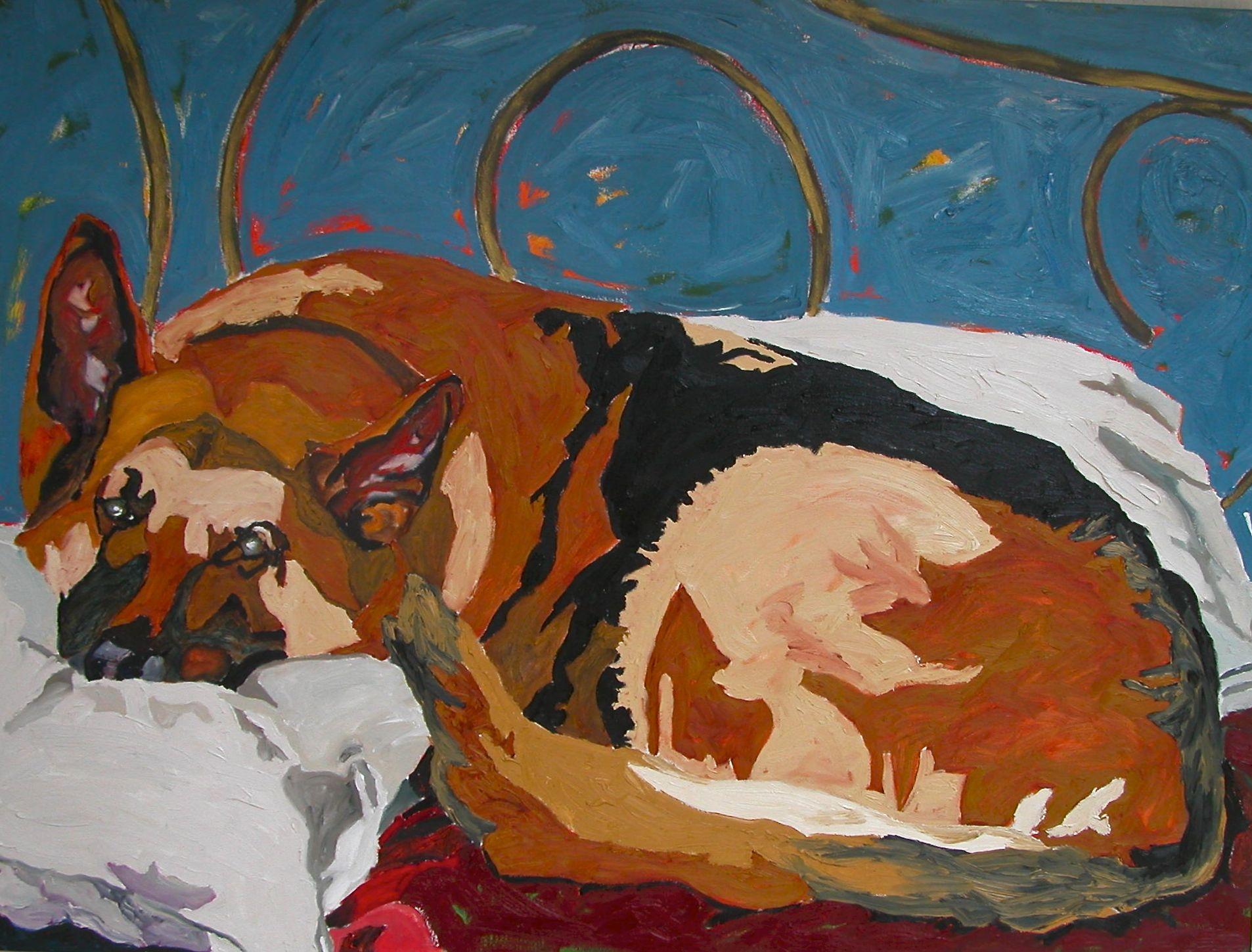 Let Sleeping Dogs Lie #3
