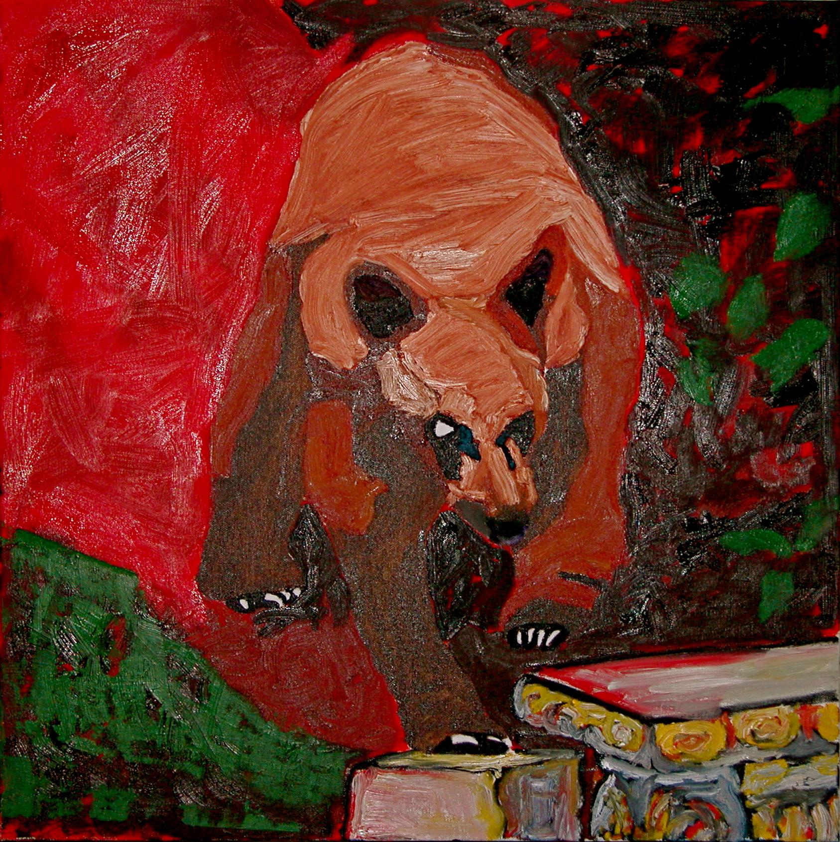 Backyard Bear #1
