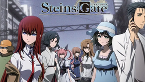 AniMAY Day 13 - Steins;Gate