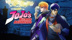 AniMAY Day 9 - Jojo's Bizzare Adventure