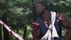 AniMAY Day 8 - Yasuke