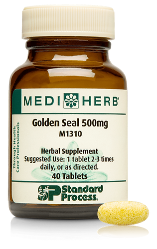 530 Golden Seal MediHerb 500 mg 40 T  $42.50