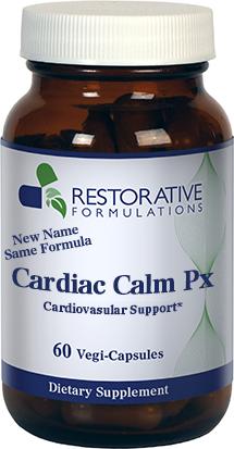 115 RF Cardiac Calm Px  60 VC 39.00