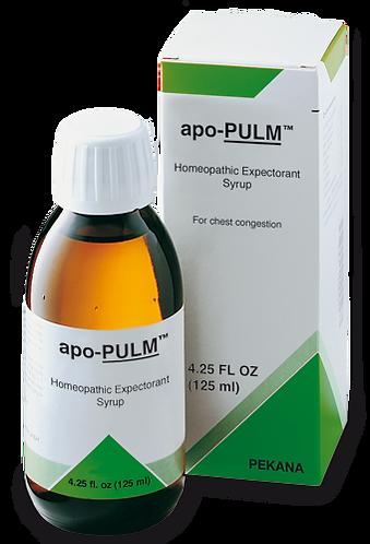 602 BioResource Apo-Pulm 125 ml. 23.00