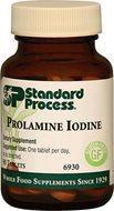 Standard Process Prolamine Iodine 90 or 180 Tablets