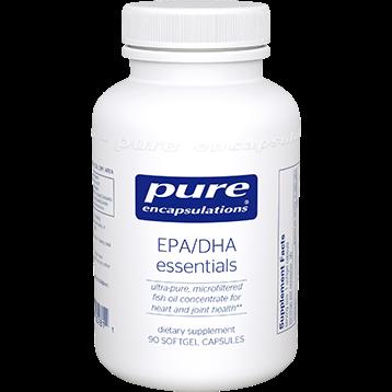Pure Encapsulations EPA/DHA essentials 90 or 180 softgels