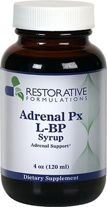 Adrenal Px L-BP Syrup  4 oz (120 ml)  45.50