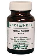 500 MediHerb Adrenal Complex 40 T$ 25.00