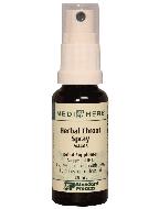 538 Herbal Throat Spray 25 mL MediHerb  $ 24.00