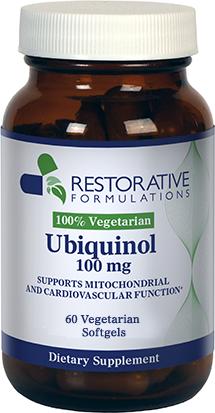 142 RF Ubiquinol 100 mg 60 VC 50.00
