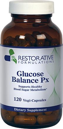 119 RF Glucose Balance Px 120 VC 59.00