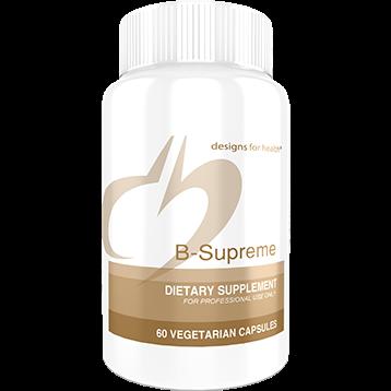 Designs for Health B-Supreme 60, 90 or 120 Vegcaps