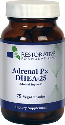111 RF Adrenal Px DHEA 25 75 VC 44.00