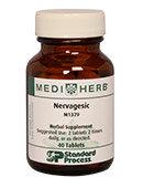 549 Nervagesic 40 T MediHerb  $30.00