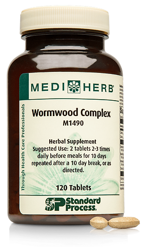 571 Wormwood Complex 120 T MediHerb  $ 76.00