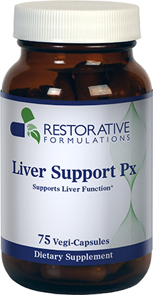 124 RF Liver Support Px  75 VC 42.00