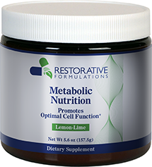 125 RF Metabolic Nutrition Powd  5.6 oz 42.50