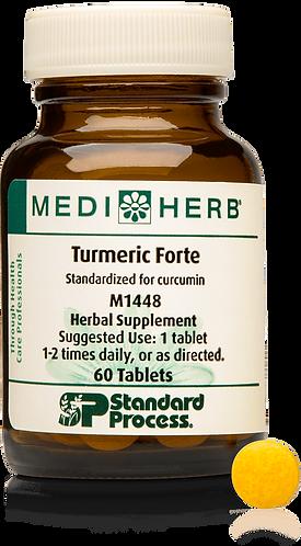 565 Tumeric Forte 60 T MediHerb  $ 36.50