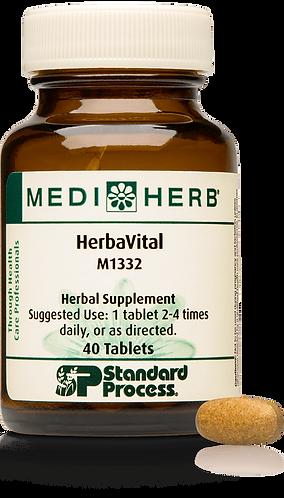 537 HerbaVital 40 T MediHerb $ 29.50