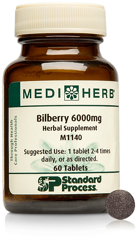 510 Bilberry 6000 mg 60T $ 38.50