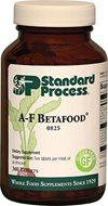 Standard Process A-F BetaFood 180 or 360 Tablets