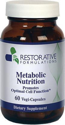 126 RF Metabolic Nutrition  60 VC 50.00