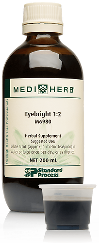 524  MediHerb Eyebright 200mL  $ 59.50