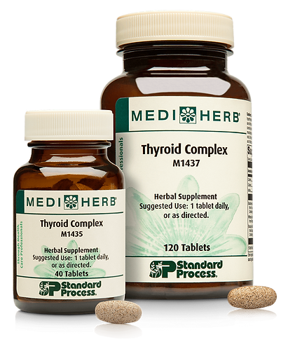 563 Thyroid Complex 120 T MediHerb  $ 85.00