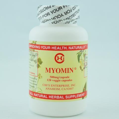 CHI Myomin 120 capsules