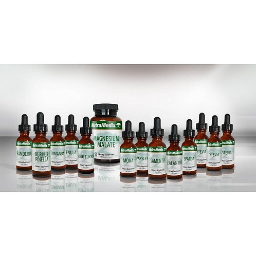 Month 8 Cowden Support Program Nutramedix