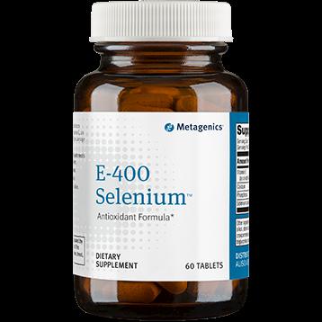 Metagenics E-400 Selenium vcaps