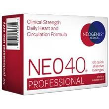 Neo40 Professional Nitric Oxide Booster