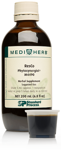 555 Resco Lung Formula 200 mL MediHerb  $ 68.50