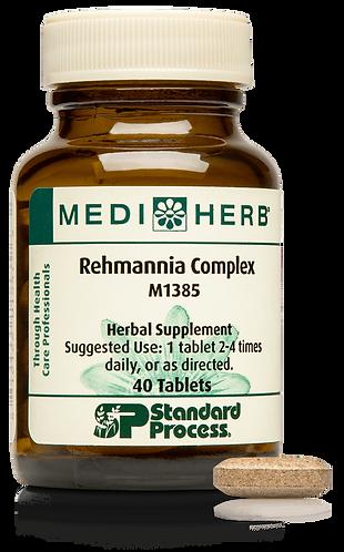 554 Rehmannia Complex 40 T MediHerb   $ 39.50