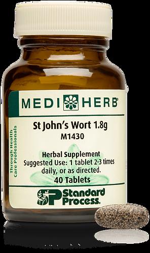 561 St John's Wort 1.8 g 40 T  $ 21.50