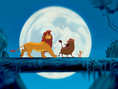 """Year 6 play """"The Lion King"""" - Monday!"""