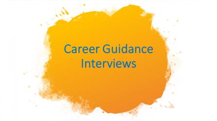 Year 11 external careers guidance: Mon-Wed this week