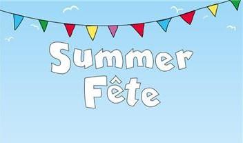 SEVA Summer Fete: Saturday 3rd July 2021