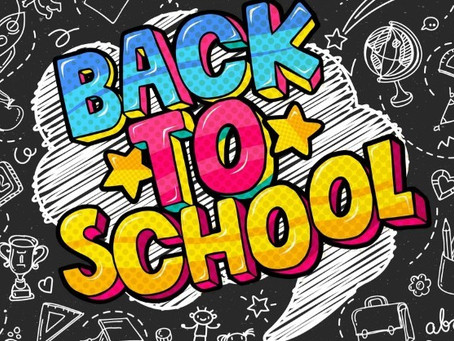 BACK TO SCHOOL: Monday 19th April